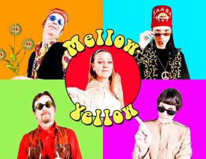 Concert on the Common - Mellow Yellow @ Fairlee Town Common