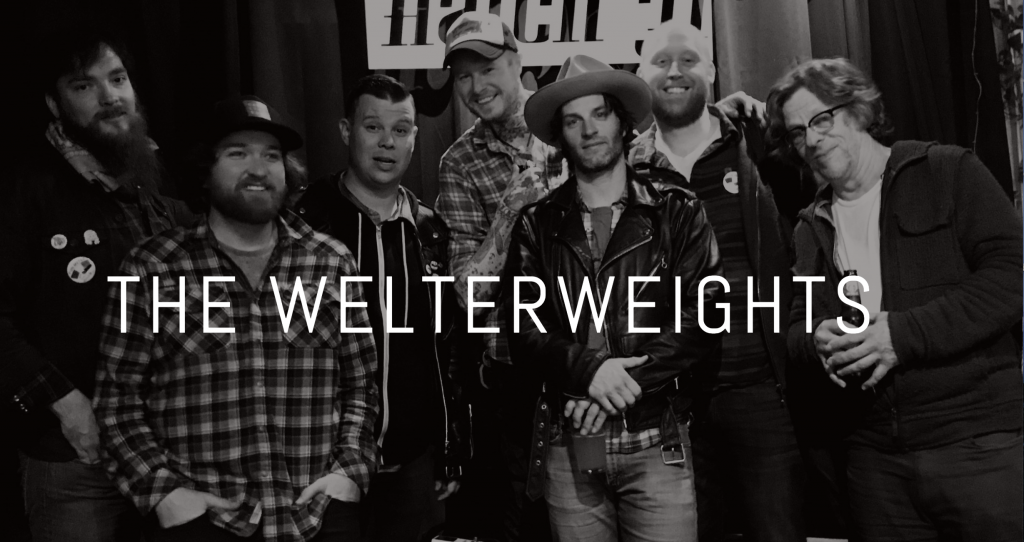 The Welterweights band photo