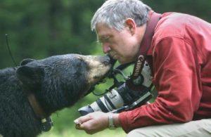 The Social Black Bear - Ben Kilham @ Fairlee Town Hall