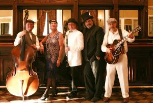Concert on the Common - Annie and the Hedonists @ Fairlee Town Common