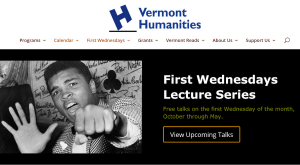 First Wednesday Series from VT Humanities