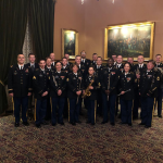 40th Army Band photograph